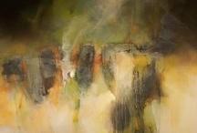 2. Encaustic Paintings 2 / by John Skrabalak