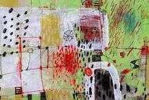3. Acrylic, Watercolor, Pastel, and Oil Paintings + Prints 3 / by John Skrabalak