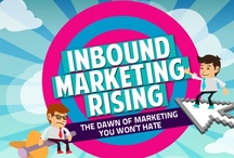 Inbound Marketing / Inbound marketing infographics and data visualizations for marketers looking to improve their online presence.
