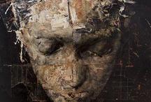 2. Portraits and Figures 2 / by John Skrabalak