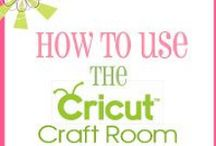 Cricut Craft Room Help / by Cricut®