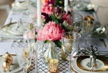 Arrangements & Table decor / by Loyola Dell