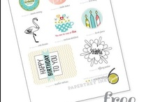 Free Printables / by Sarah Bell
