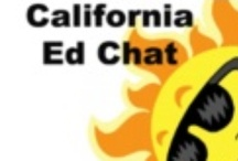 #CAedchat / The chat is practitioner focused. It occurs on Twitter Sunday's from 8pm-9pm PST. Use the #CAedchat hashtag to join the conversation and post your thoughts throughout the week on Twitter.