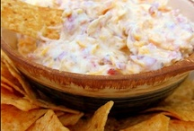 Dips, sauces, dressings / by Mary Hobbs