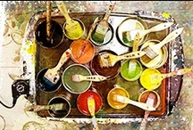 Encaustic Tutorials / Anything and Everything About Encaustic Painting / by John Skrabalak