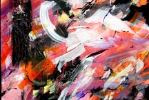 My Acrylics / Acrylic, Mixed Media Paintings that I have created / by John Skrabalak