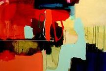 10. Acrylic, Watercolor, Oil and Pastel Paintings + Prints 10 / Examples of paintings--different subject matter and different media / by John Skrabalak