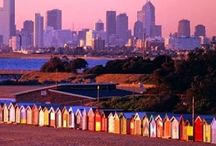 Melbourne, my home town / The City on the Yarra, home of sport, art and multicultural Mecca