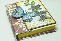 Butterfly card ideas / by Aimee Foley