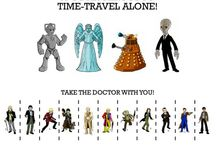 Doctor's Companion / My life as the Time Lord's Companion