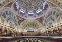 ɐɔǝɥʇoılqıq / A repository of the finest libraries in the universe