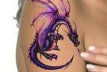 Tattoo ⓐⓡⓣ / Interesting ink