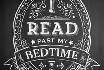 Reading: It's Good For You / Posters and art promoting reading, my favorite activity.
