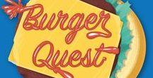 Burger Quest / Size does matter.