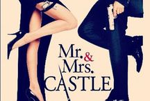 Castle / TV series about a writer and his muse who solve murders