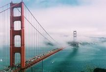 San Francisco / Everything you need to eat, drink and do in San Francisco, California.