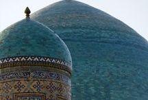 Uzbekistan / by Fabio K.