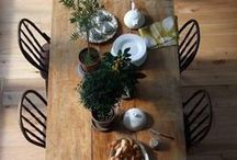 Dining Room Table / by Bet On Dinner