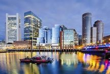 Boston / Everything you need to eat, drink and do in Boston, Massachusetts.  / by Thrillist