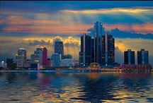 Detroit / Everything you need to eat, drink and do in Detroit, Michigan.  / by Thrillist