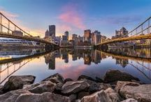 Pittsburgh / Everything you need to eat, drink and do in Pittsburgh, Pennsylvania.