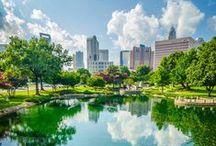 Charlotte / Everything you need to eat, drink and do in Charlotte, North Carolina.