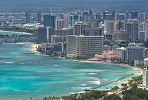 Honolulu / Everything you need to eat, drink and do in Honolulu. Hawaii. / by Thrillist