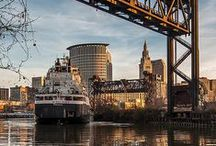 Cleveland / Everything you need to eat, drink and do in Cleveland, Ohio. / by Thrillist
