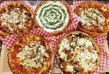 Pizza Around the World / Home is where stuffed crust is. / by Thrillist