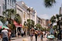 Charleston / Everything you need to eat, drink and do in Charleston, South Carolina. / by Thrillist