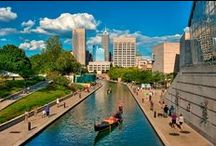 Indianapolis / Everything you need to eat, drink and do in Indianapolis, Indiana. / by Thrillist