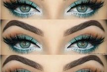 Blue Eye Looks