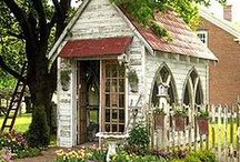 Folly Architecture / by Kim Zimmer