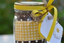 Homemade Gift Ideas / by Rebekah Cramer