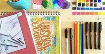 Crafty Inspiration / Neat crafty stuff on my list to do!