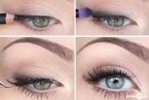 Make Up and Hair Inspiration