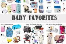 Baby Stuff Inspiration / Ideas and inspiration for our babies
