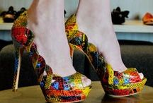 Cute Shoes / by Christa Powell