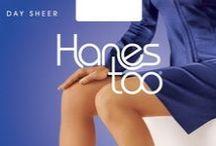 Hanes / Comfortable and attractive activewear from Hanes.
