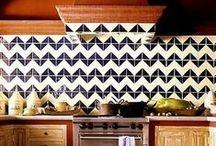 Tile patterns / by Kim Zimmer