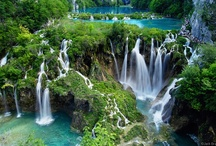 Caves, Cenotes, Sinkholes & Waterfalls / Just Breathtaking  / by Gay Riipinen