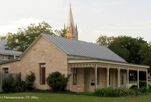 Fredericksburg, Texas / Places and things I love about my hometown - Fredericksburg, Texas! / by Shannon Hanna