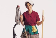 Clean House Inspiration / Ways to clean my house and the things in it.