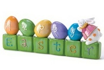 Easter / Easter craft and decorating ideas.