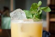 Liquid Inspiration / Recipes for alcoholic and non-alcoholic drinks, juices, teas, and coffees.