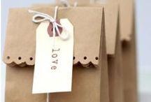 Gift Giving Inspiration / Ideas for gift giving
