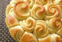 Bread Inspiration / A collection of yeast bread and sweet bread recipes.