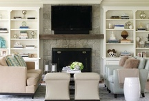 Family Room / by Rebekah Cramer