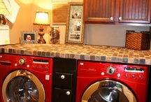 Laundry Room / by Rebekah Cramer